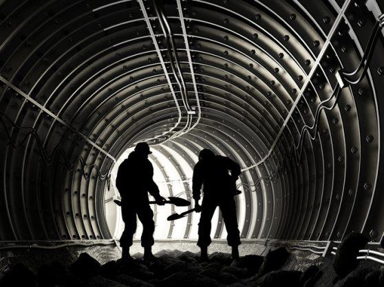 Отпушване на шахти